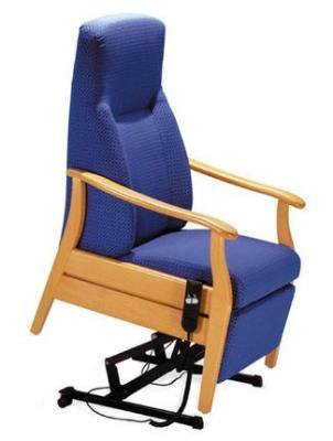 Healthcare Chairs - Relax Classic Electric Recliner with Foot Rest: 21-63 1ER