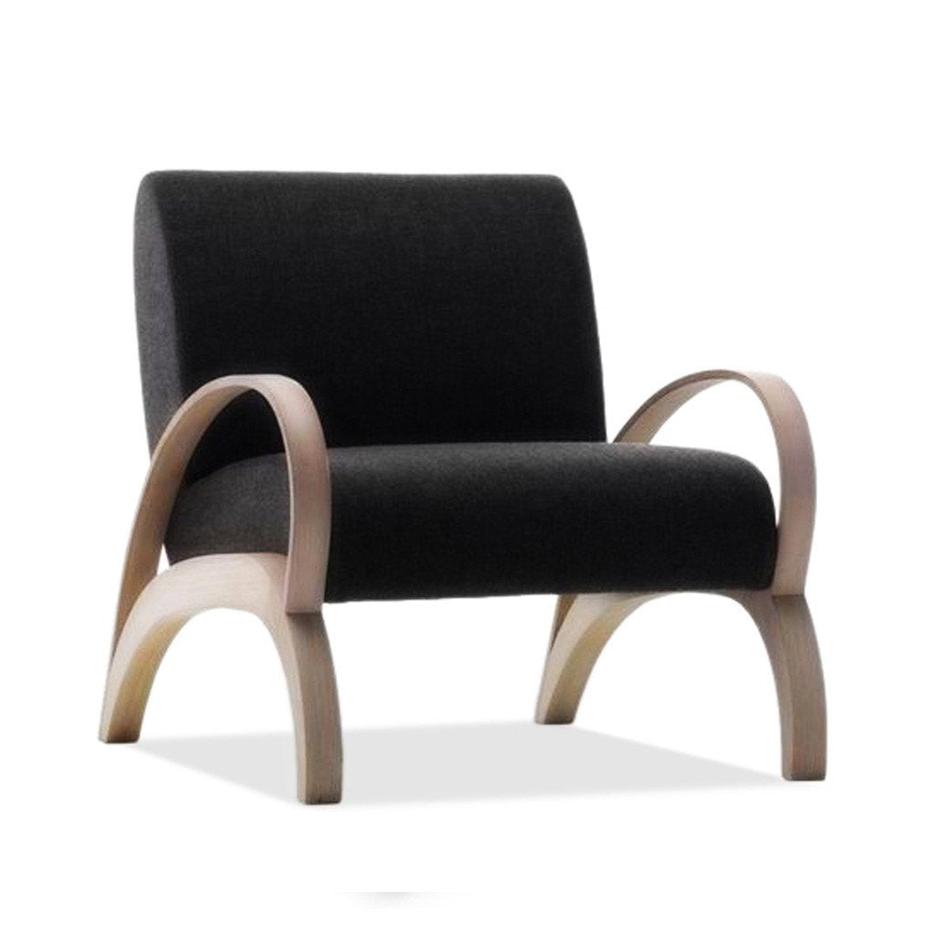 Spring Single Lounge Chair By Passoni   Restaurant Furniture U2013 Nufurn  Commercial Furniture