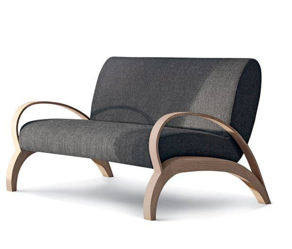 Spring 2 Seat Lounge Chair By Passoni Restaurant And