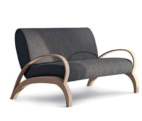 hotel furniture - spring 3 seat lounge chair
