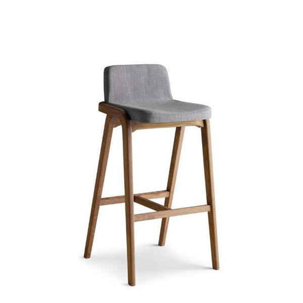 restaurant stool - decanter - timber