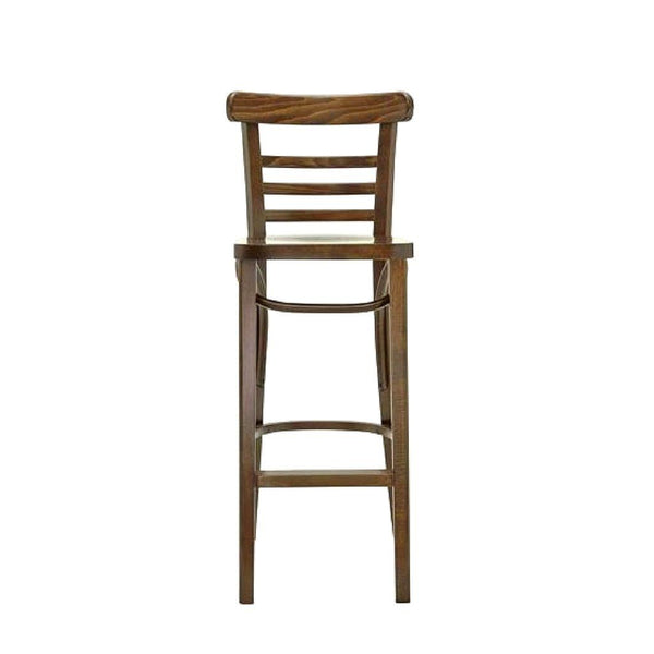 bentwood bar stool - fameg bst 225