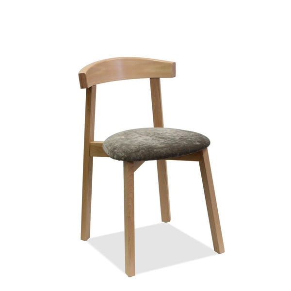 Annalisa Side Chair - Bon Bentwood Chair - Indoor Restaurant Chair - Nufurn Commercial Furniture