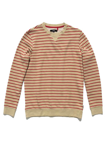 River | Stripe Fleece