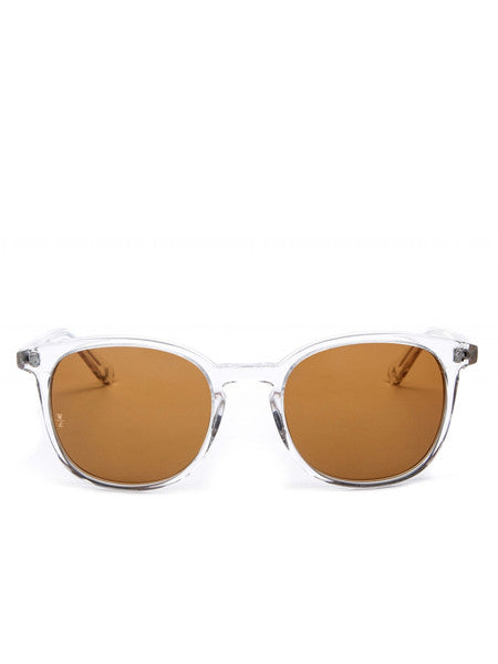 Wonderland Sun Barstow Clear Sunglasses