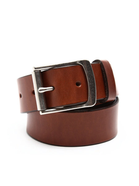 Apolis Tobacco Leather Belt