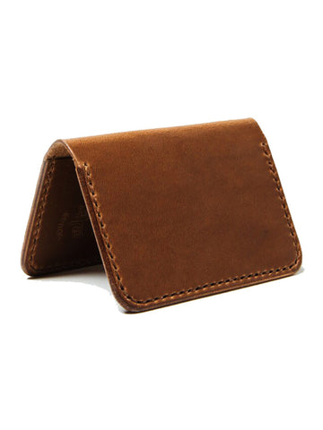 Wood N' Steel 2 Pocket Whiskey Wallet