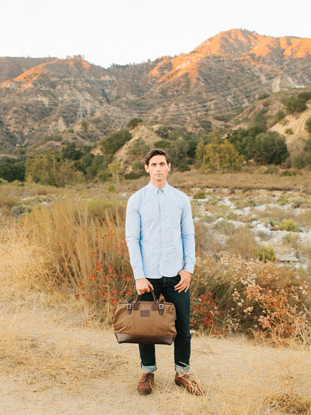 Blue Oxford | Maker LS