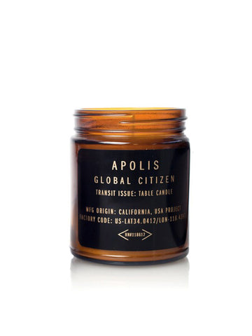 Apolis Table Candle