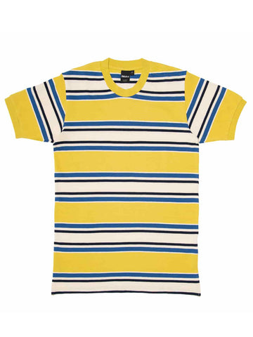 Deus Ex Machina Colbalt Stripe Tee