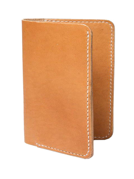 Wood N Steel Field Notes Wallet Natural