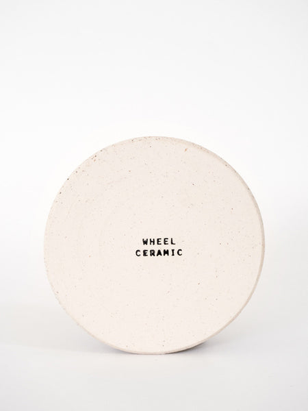 Wheel Ceramic Incense Hut