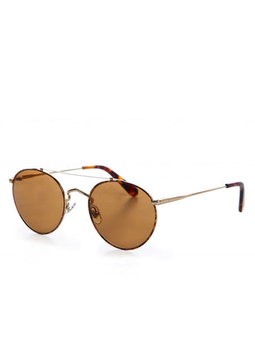 Wonderland Sun Indio Gold Sunglasses