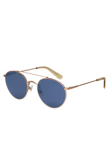 Wonderland Sun Indio Rose Gold Sunglasses