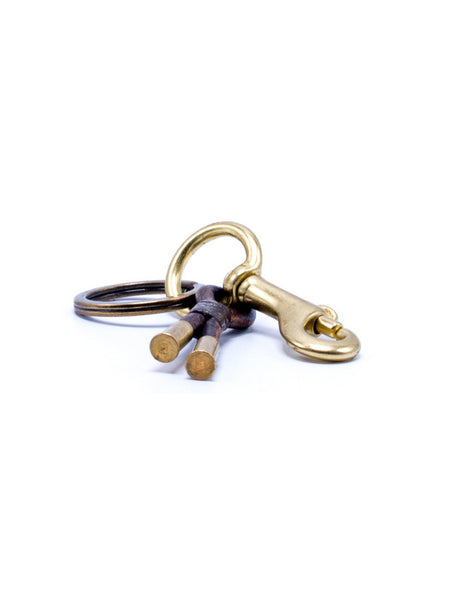 Tres Cuervos Flint Key Chain
