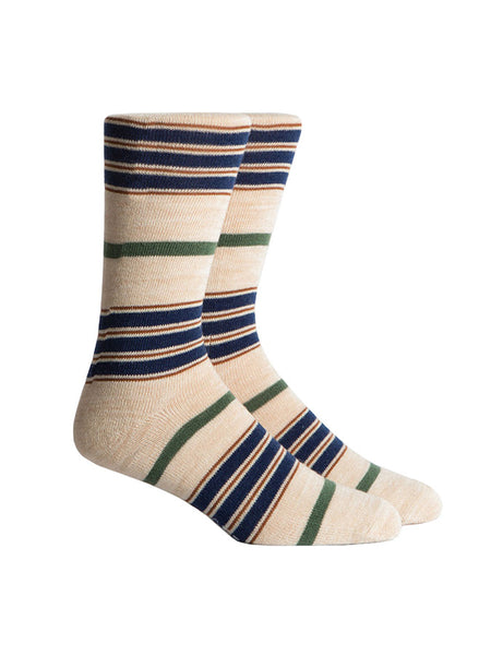 Richer Poorer Niko Oatmeal Socks