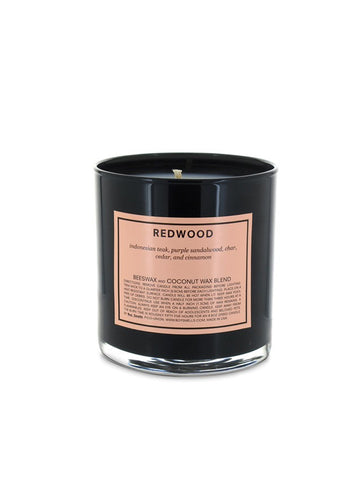 Boy Smells Redwood Candle