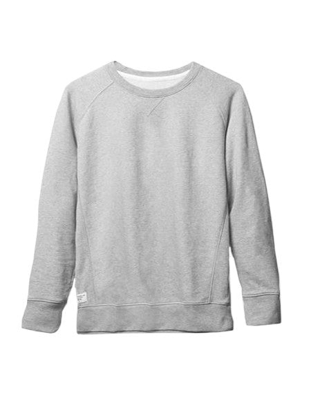 Richer Poorer Heather Grey Sweatshirt
