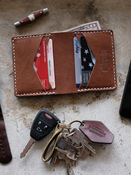 Single Deluxe | Leather Wallet