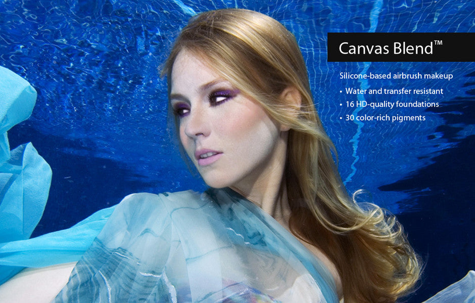Canvas Blend Airbrush Makeup