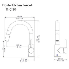 Load image into Gallery viewer, ZLINE Dante Kitchen Faucet