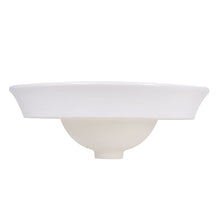 Load image into Gallery viewer, Nantucket Dinard Italian Fireclay Vanity Sink - RC77240W