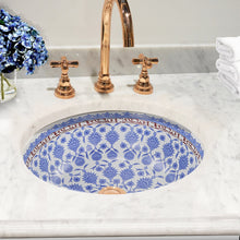 Load image into Gallery viewer, Nantucket Santorini Italian Fireclay Vanity Sink - RC78140M