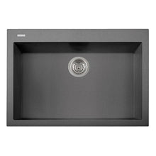 "Load image into Gallery viewer, Latoscana Plados 30"" Single Basin Drop-In Sink"