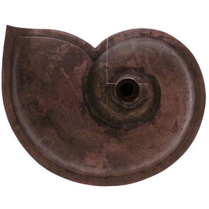 "Polaris 21"" Bronze Undermount Sink - P759 - Manor House Sinks"