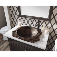 "Load image into Gallery viewer, Polaris 23"" Bronze Drop-In Sink - P269 - Manor House Sinks"