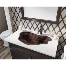 "Load image into Gallery viewer, Polaris 26"" Bronze Aged Sink - P169 - Manor House Sinks"