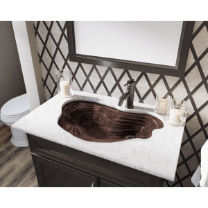 "Polaris 26"" Bronze Aged Sink - P169 - Manor House Sinks"