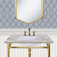 Load image into Gallery viewer, Nantucket Glazed Bottom Undermount Oval Ceramic Sink In White - GB-18x12-W - Manor House Sinks