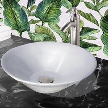 Load image into Gallery viewer, Nantucket Round Low-Profile  Vessel Sink - NSV222 - Manor House Sinks