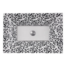Load image into Gallery viewer, Nantucket La Maddalena Italian Fireclay Vanity Sink - RC73040PD - Manor House Sinks