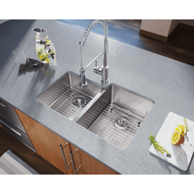 "Load image into Gallery viewer, 31"" 18 Gauge Kitchen Ensemble - PL0213-ENS - Manor House Sinks"