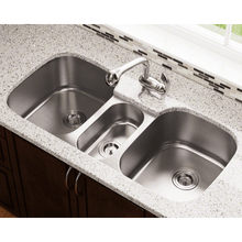"Load image into Gallery viewer, 43"" 18 Gauge Kitchen Ensemble - P1254-18-ENS - Manor House Sinks"