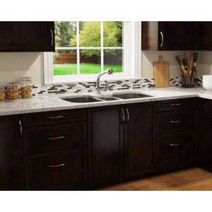 "43"" 18 Gauge Kitchen Ensemble - P1254-18-ENS - Manor House Sinks"