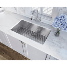 "Load image into Gallery viewer, Polaris 32"" 16 Gauge Kitchen Ensemble - PS2233-ENS - Manor House Sinks"