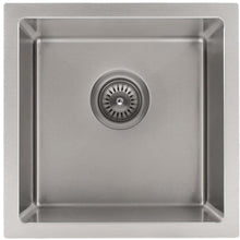 "Load image into Gallery viewer, ZLINE Boreal 15"" Undermount Single Bowl Bar Sink in Stainless Steel (SUS-15)"