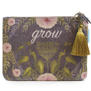 Pocket Clutch - Grow  - 50% OFF SALE