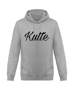 Sweat Shirt à Capuche Homme <br/>Kutte Industry </br> Made in France