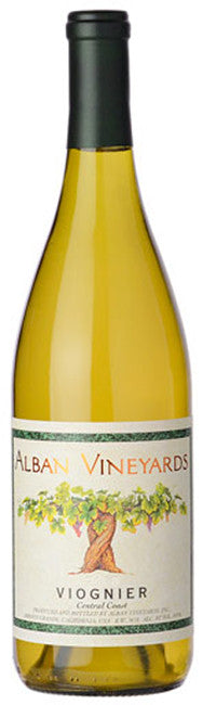 Alban Vineyards Central Coast Viognier 2015
