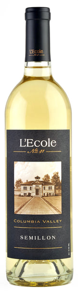 L'Ecole No. 41 Columbia Valley Semillon 2014