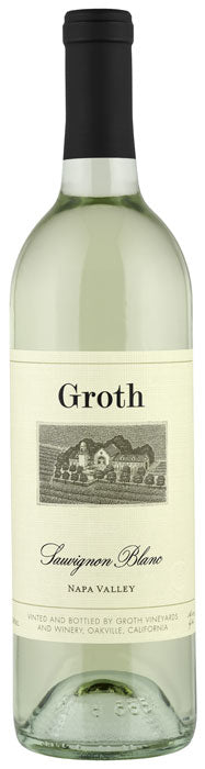 Groth Vineyards Napa Valley Sauvignon Blanc 2018