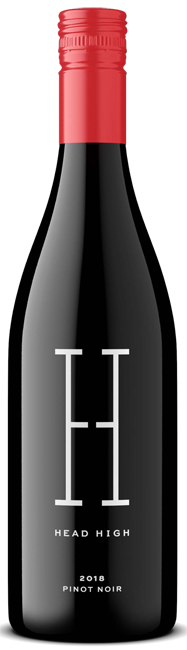 Three Sticks, Head High Sonoma County Pinot Noir 2018