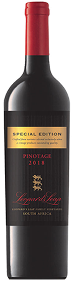 Load image into Gallery viewer, Leopard's Leap Special Edition Pinotage 2018
