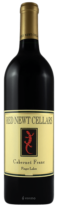 Red Newt Cellars Cabernet Franc 2018
