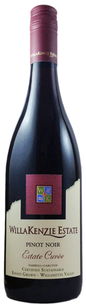 WillaKenzie Gisèle Estate Pinot Noir 2015