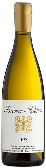Brewer Clifton 3D Chardonnay 2012